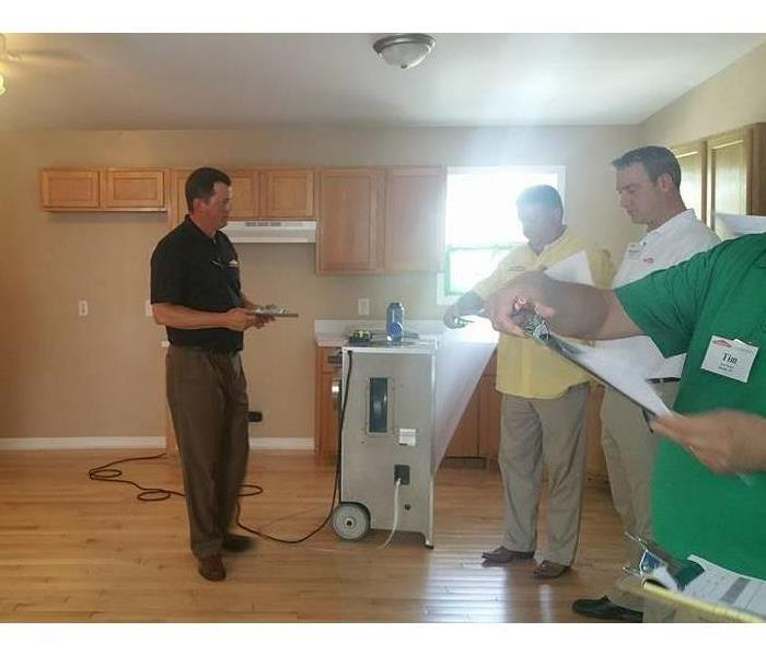 Water Damage Training