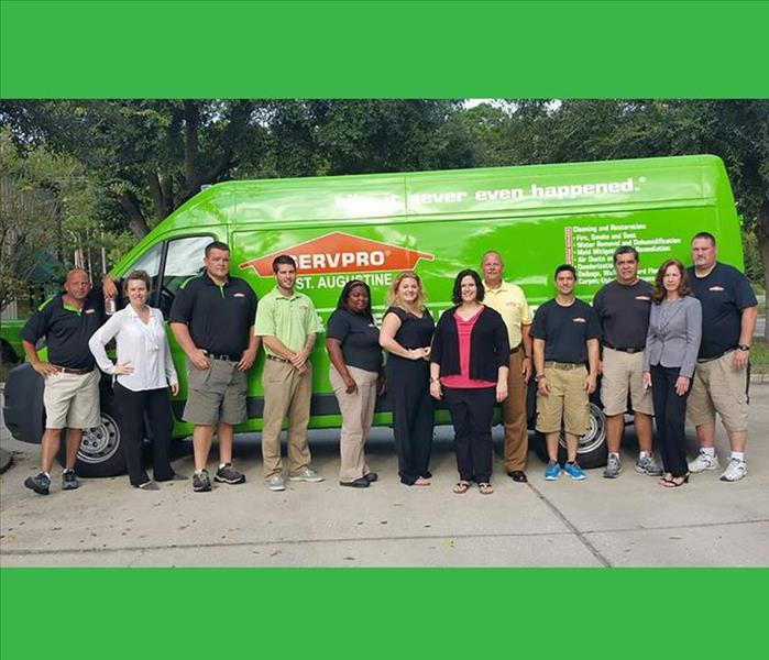 TEAM SERVPRO of St. Augustine